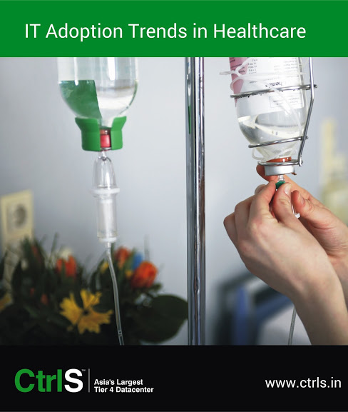 IT Adoption Trends in Healthcare
