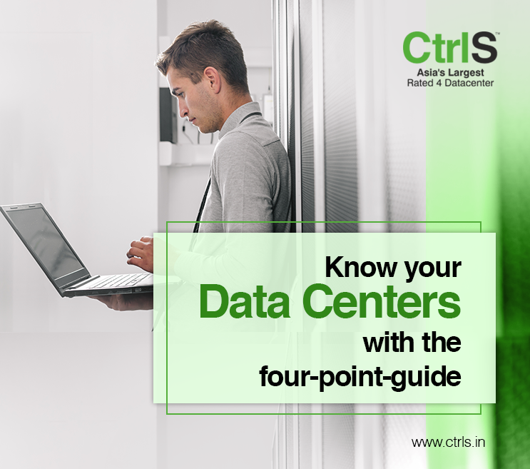 Four-point guide on why should you know your data center