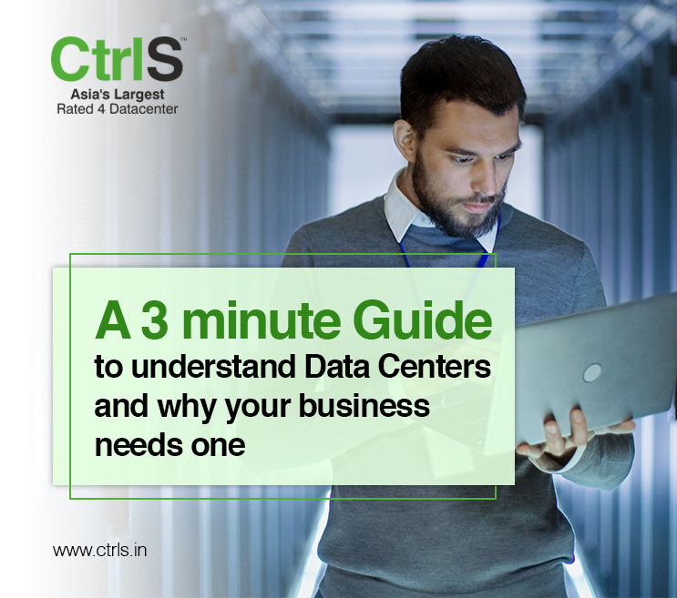 A 3 Minute Guide To Understand Data Centres