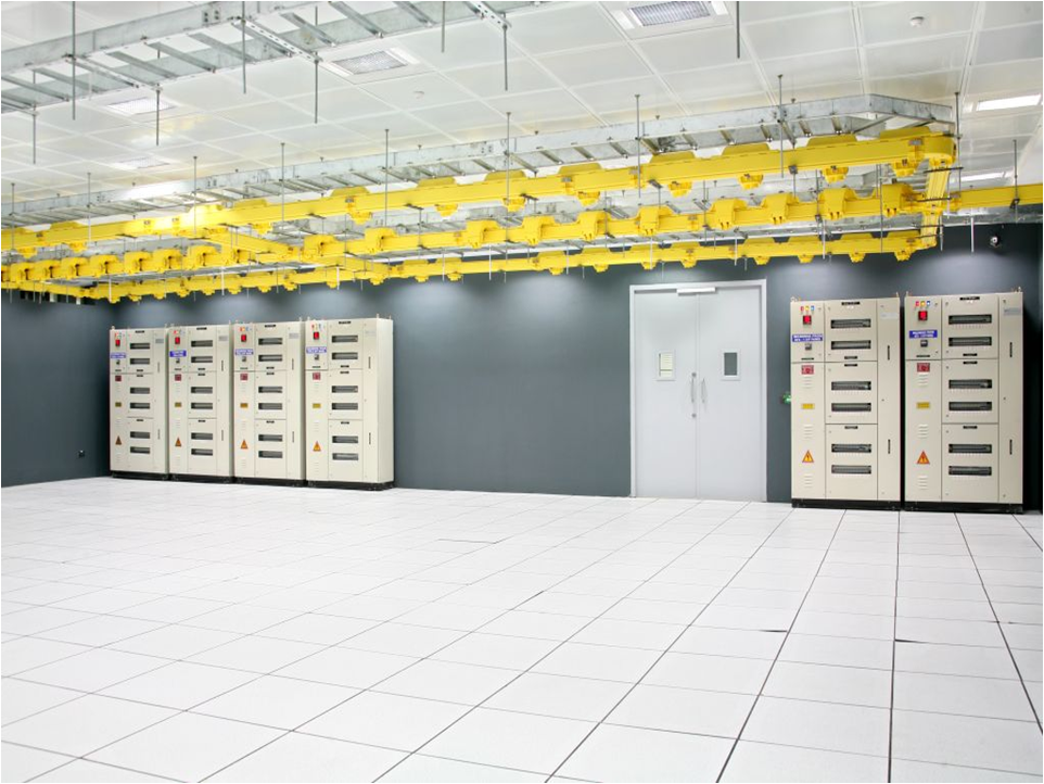 Custom build Datacenter space by CtrlS Tier 4