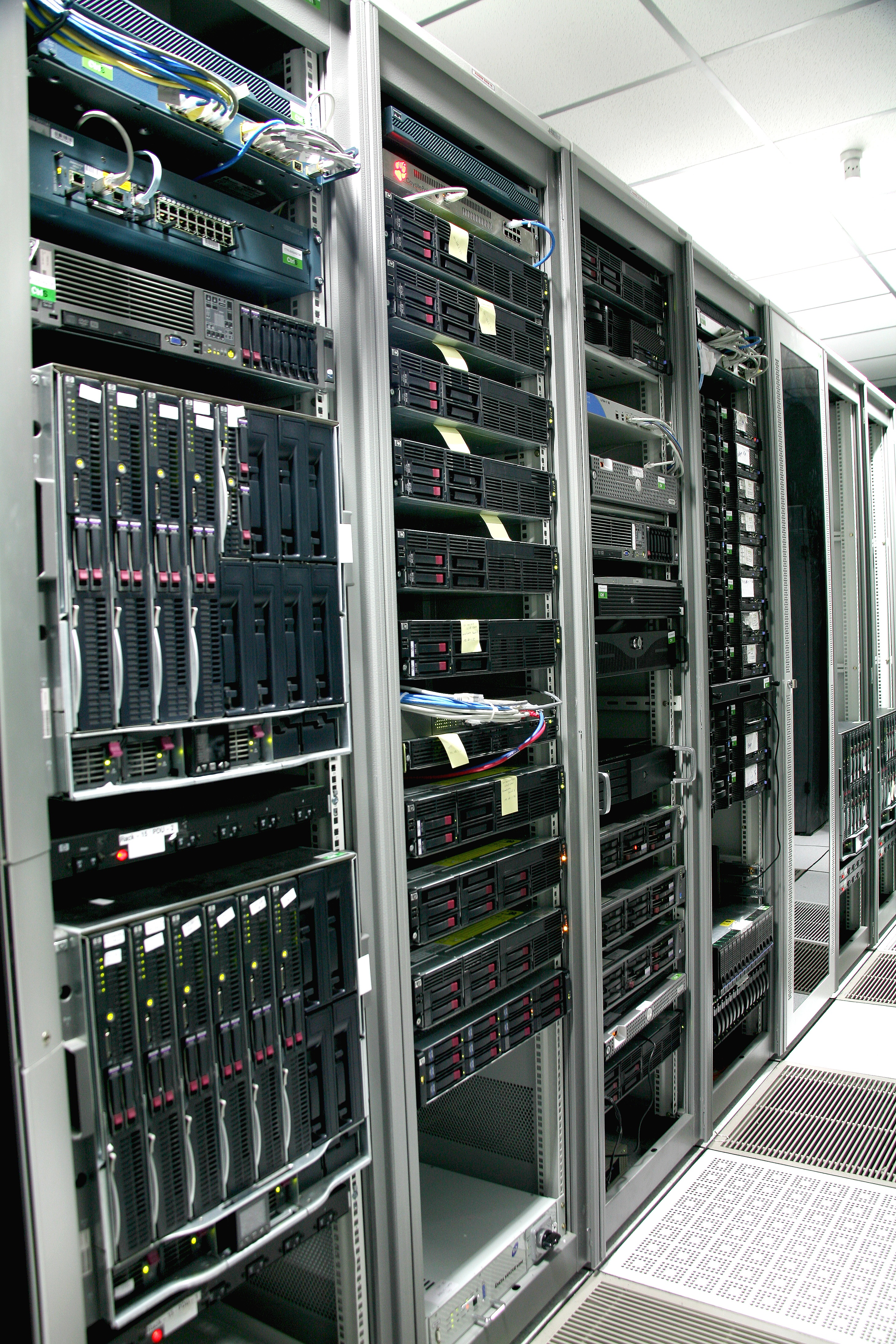 Rack Colocation ctrlS